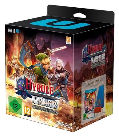 Hyrule Warriors + Bufanda - Edición Limitada