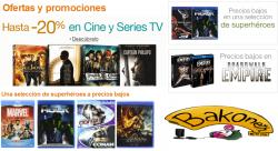 ofertas y promociones bakoneth cine