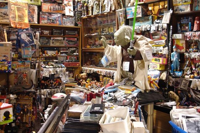 Tienda Star Wars