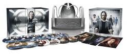 X-Men - La Saga Completa (Edición Especial Casco Cerebro) [Blu-ray]