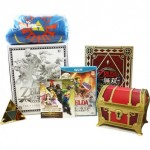 ZELDA HYRULE WARRIORS PREMIUM BOX