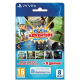 Adventure Mega Pack Plus 8GB Memory Card (Playstation Vita)