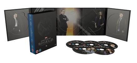 Marvel's Agents of SHIELD - Temporada 1