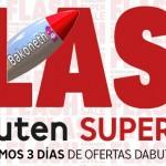 ÚLTIMOS 3 DÍAS DE OFERTAS DABUTEN!!