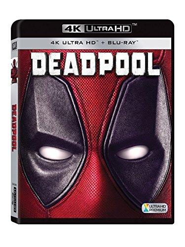Deadpool [4K Ultra-HDl Blu-Ray