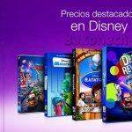APROVECHA!! Precios destacados: 79 títulos Disney