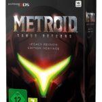 Metroid Samus Returns Edición Legacy